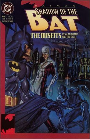 Batman: Shadow of the Bat 7-A