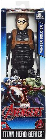 Marvel Titan Hero Series Winter Soldier (Avengers)