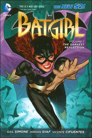 Batgirl 1-A by DC