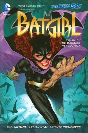 Batgirl 1-A