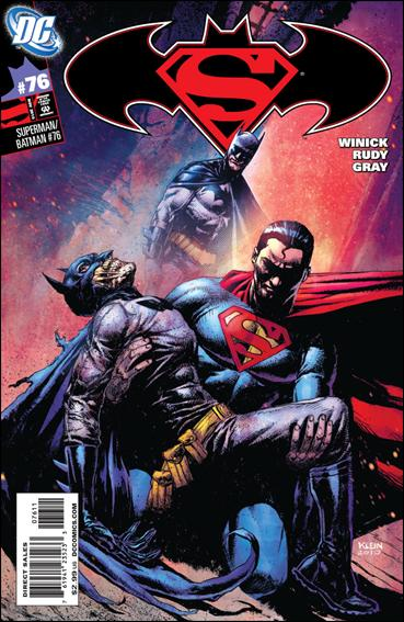 Superman/Batman 76-A by DC