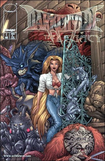 Darkchylde: The Legacy 1-B by WildStorm