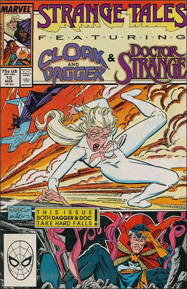 Strange Tales (1987) 12-A by Marvel