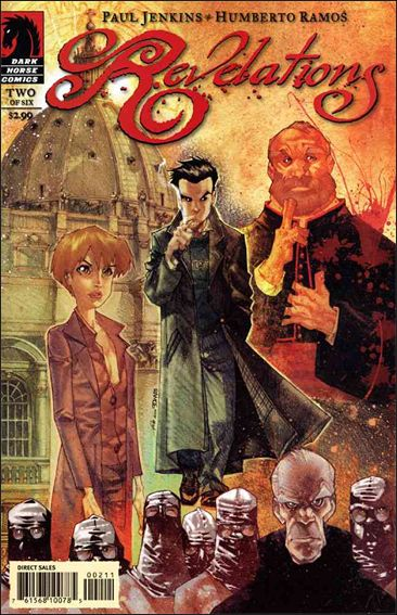 Revelations (2005) 2-A by Dark Horse