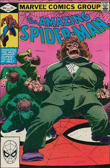 Amazing Spider-Man (1963) 232-A by Marvel