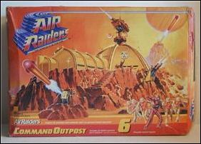 Air Raiders Playset Command Outpost by Hasbro