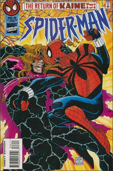 Spider-Man (1990) 66-A by Marvel