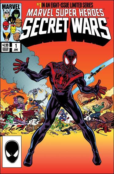 Secret Wars 1-SN by Marvel