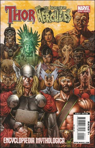 Thor & Hercules: Encyclopaedia Mythologica 1-A by Marvel