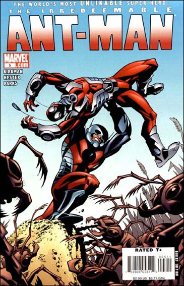 Irredeemable Ant-Man 5-A by Marvel