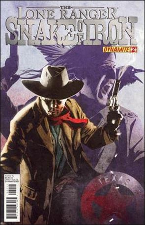Lone Ranger: Snake of Iron 2-A