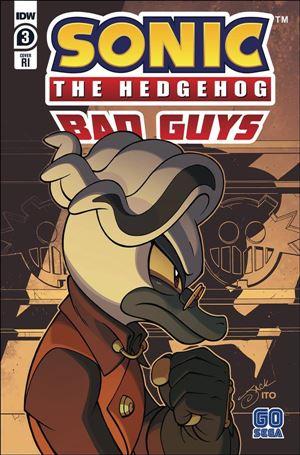 Sonic the Hedgehog: Bad Guys 3-C