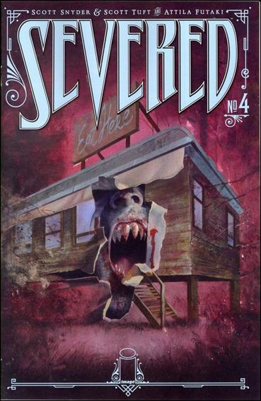 Severed 4-A by Image