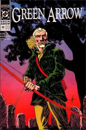Green Arrow (1988) 45-A