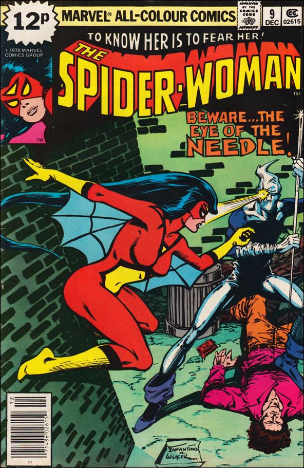 Spider-Woman (1978) 9-B by Marvel
