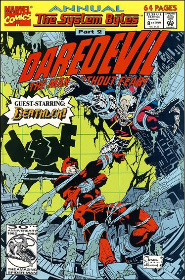 Daredevil Annual 8-A by Marvel