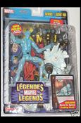 Marvel Legends (Series 8) Iceman (Canada)