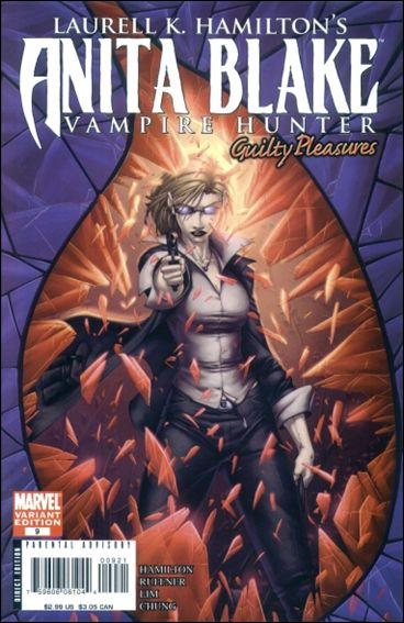 Anita Blake, Vampire Hunter - Guilty Pleasures 9-B by Marvel