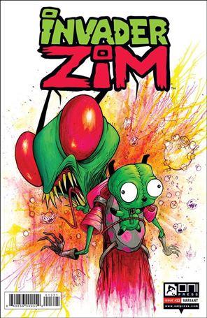 Invader Zim 13-B