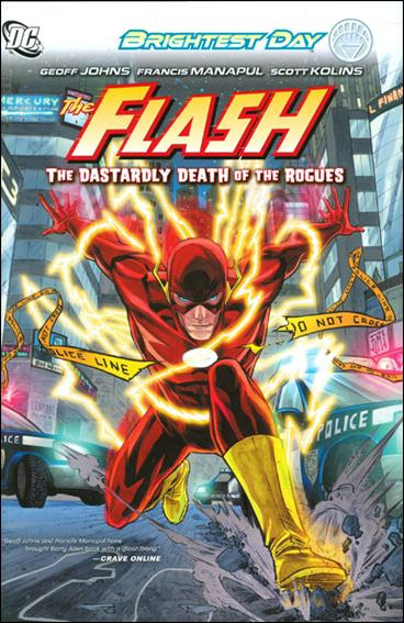 Flash: The Dastardly Death of the Rogues 1-A by DC