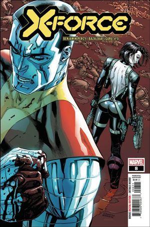 X-Force (2020) 8-A