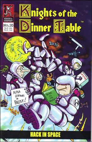 Knights of the Dinner Table (1997) 20-A