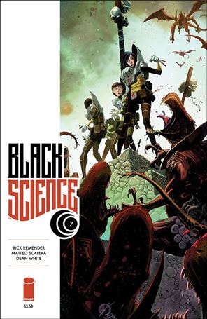 Black Science 7-A