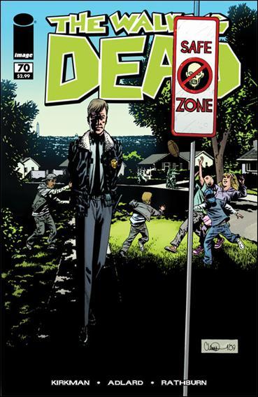 Walking Dead (2003) 70-A by Image