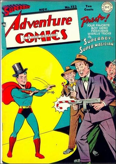 Adventure Comics (1938) 122-A by DC