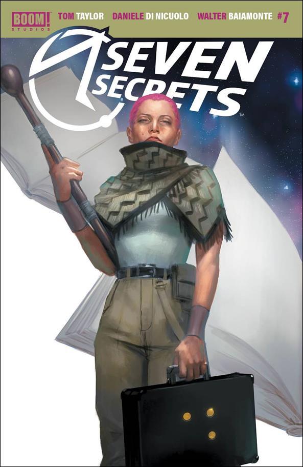Seven Secrets 7-C by Boom! Studios