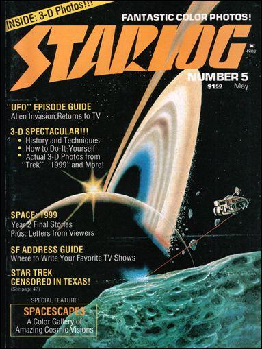 Starlog 5-A by Starlog