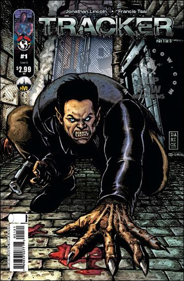 Tracker (2009) 1-B by Top Cow