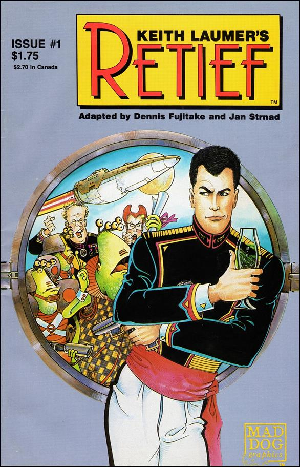 Keith Laumer's Retief 1-A by Mad Dog Graphics