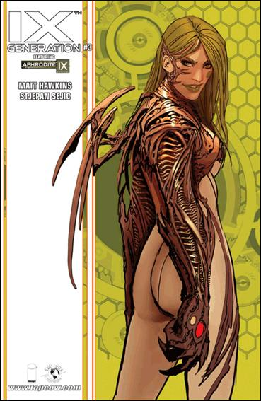 IXth Generation 3-A by Top Cow
