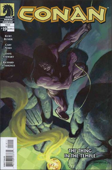 Conan (2004) 19-A by Dark Horse