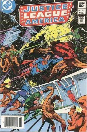 Justice League of America (1960) 211-A