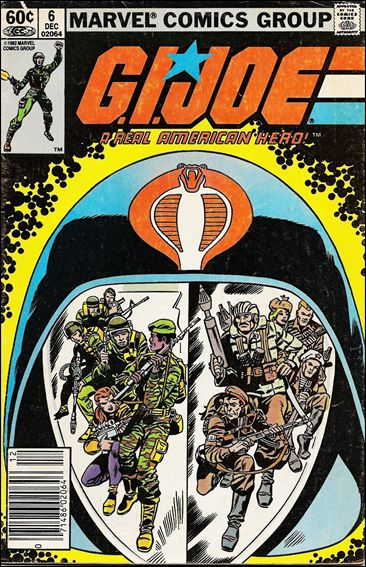 G.I. Joe: A Real American Hero 6-A by IDW