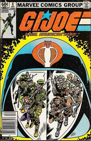 G.I. Joe: A Real American Hero 6-A