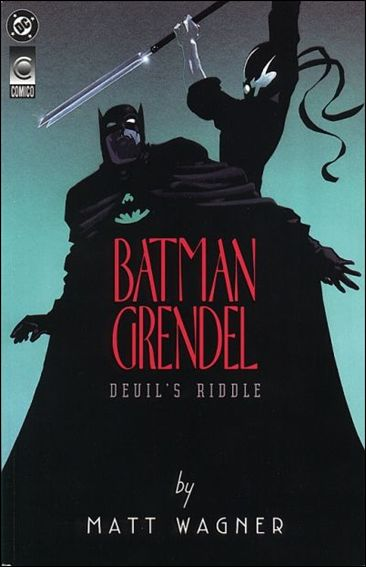Batman/Grendel (1993) 1-A by DC