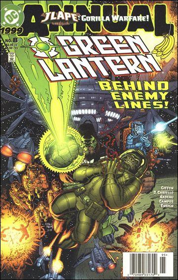 Green Lantern Annual (1992) 8-A by DC