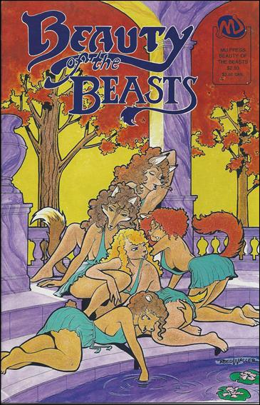 Beauty of the Beasts 1-A by MU