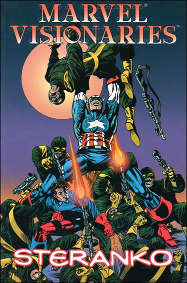 Marvel Visionaries: Jim Steranko 1-A by Marvel