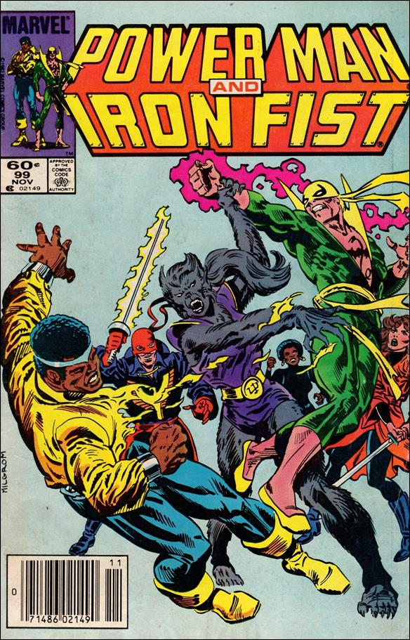 Power Man and Iron Fist (1978) 99-A by Marvel