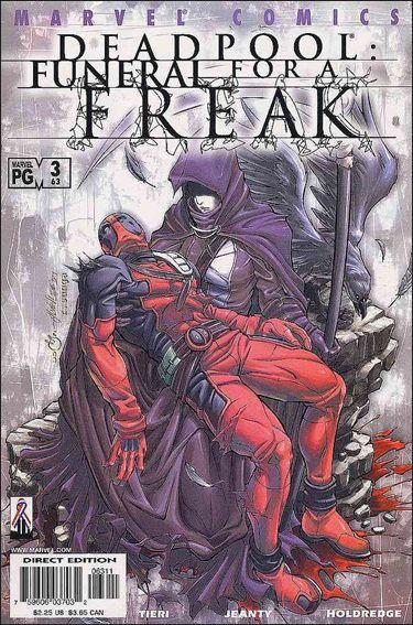 Deadpool (1997) 63-A by Marvel