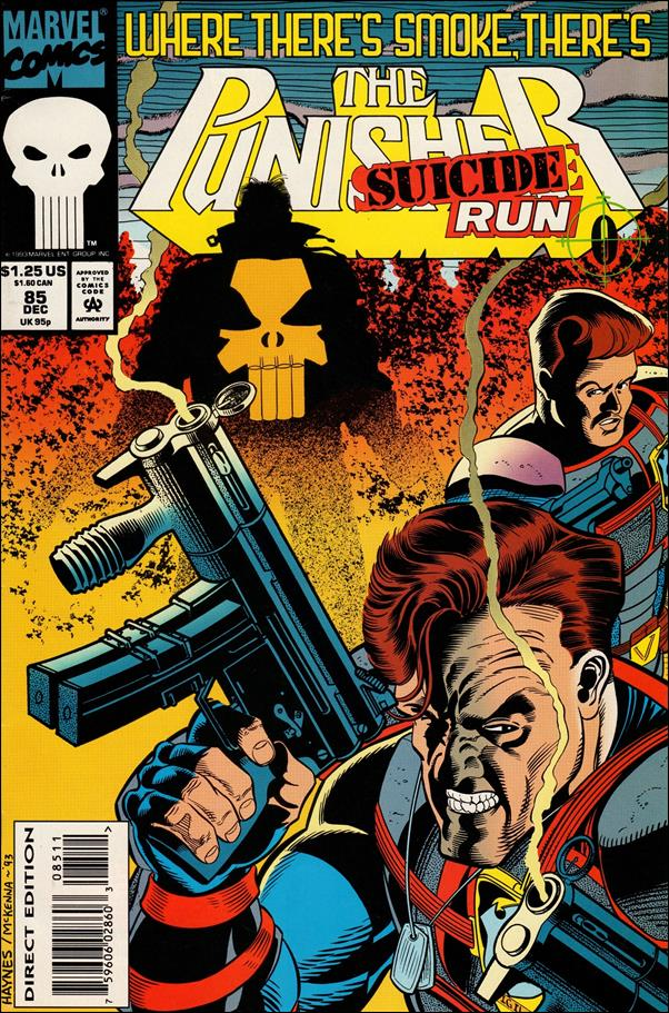 Punisher (1987) 85-A by Marvel
