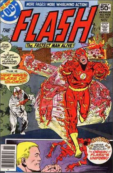 Flash (1959) 267-A by DC