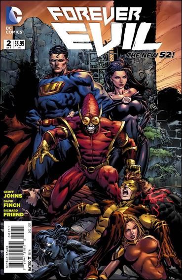 Forever Evil 2-A by DC