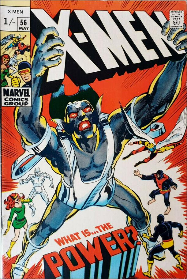 X-Men (1963) 56-B by Marvel