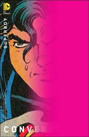 Convergence Superboy 1-B