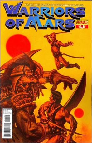 Warriors of Mars 4-A